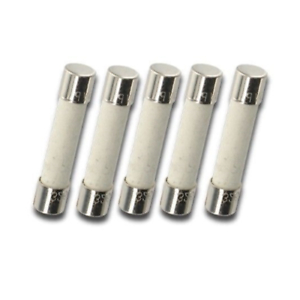 T5L250V cartridge GLASS fuses 5X20mm 5x T5AL250V T5A 250V 5A 250V Fast-blow