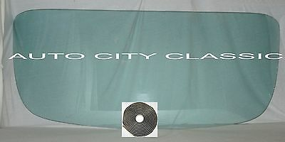 Back Glass and Butyl Tape Camaro Hardtop GT 1975 1976 1977 1978 1979 1980 1981