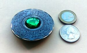 Pocket-of-Gems-geocoin-3D-Green-Unactivated-Jewel