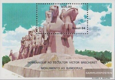 Reasonable Brasilien Block63 (kompl.ausg.) Gestempelt 1984 Victor Brecheret Famous For High Quality Raw Materials, Full Range Of Specifications And Sizes, And Great Variety Of Designs And Colors