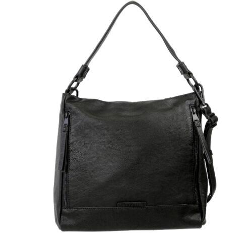 Schulter Umhänge Tasche Hobo NEU ESPRIT Damen Handtasche mittelgroß 2x Riemen