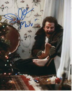 DANIEL-STERN-SIGNED-AUTOGRAPH-8X10-PHOTO-MARV-HOME-ALONE-2-ROOKIE-OF-THE-YEAR