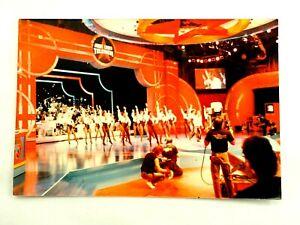 Sammy Davis Jr. Performing at Jerry Lewis telethon Color Snapshot