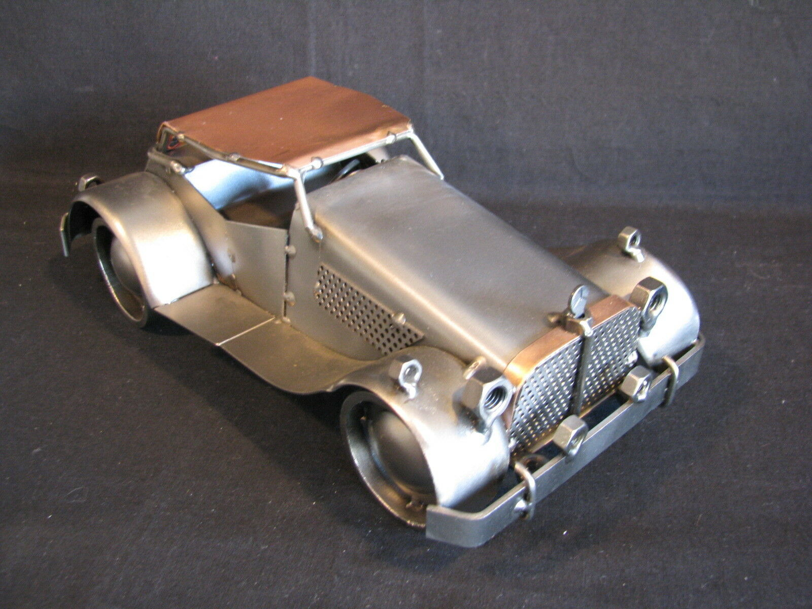 Metal Sculpture Mercedes-Benz (plm 1:18) Design Hinz & Kunse Das Original (JS)