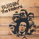 Burnin' [Bonus Tracks] [Remaster] by Bob Marley/Bob Marley & the Wailers (CD, Jun-2001, Island/Tuff Gong)