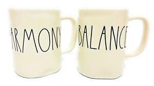 Rae-Dunn-By-Magenta-BALANCE-And-HARMONY-Mug-Set