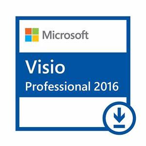 Ms Microsoft Visio Professional 2016  Ms Visio  Digital Key and Download Link - Stanmore, United Kingdom - Ms Microsoft Visio Professional 2016  Ms Visio  Digital Key and Download Link - Stanmore, United Kingdom