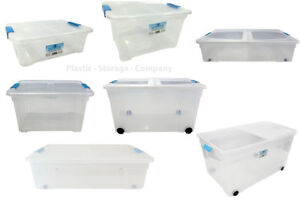CLEAR-PLASTIC-STORAGE-BOXES-WITH-CLIPS-LARGE-STRONG-CONTAINERS-WHEELS-OFFICE