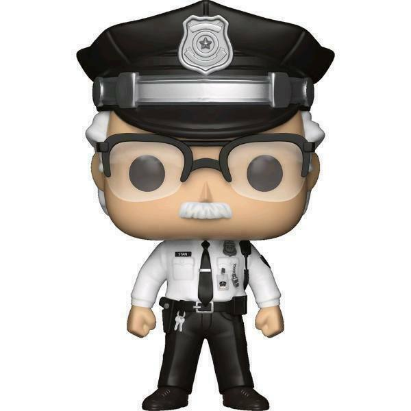 Protector IN STOCK READY TO SHIP Funko Pop Vinyl Stan Lee Cameo Bundle