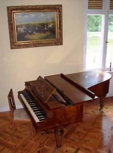 Joseph-Schneider-Fluegel-Stutzfluegel-Salonfluegel-Klavier-Grand-Piano-Pianoforte