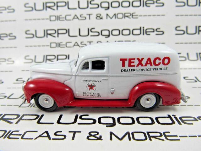 Johnny Lightning Ford Delivery 1940 Texaco JLTX001 1//64 LTD 1320 PCS