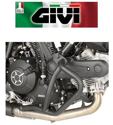 Givi Paramotore tubolare specifico nero TN1139