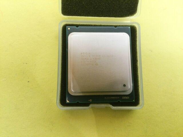SR0KX INTEL XEON PROCESSOR E5-2670 8 CORE 2.60GHz 20M 8GT/s 115W C2 CPU