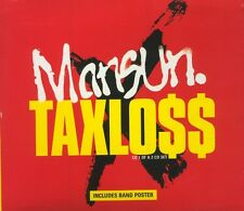 """MANSUN -""""TAXLO$$""""-BRAND NEW DIGIPACK CD 1997 WITH POSTER! 3 TRACKS-UK PARLOPHONE"""