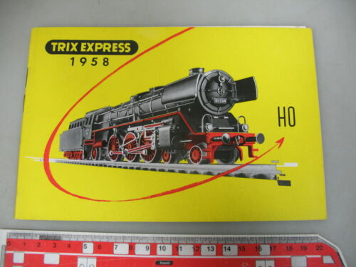 AM2350,5# TRIX EXPRESS H0 Catalogue 1958 DutchNetherlands TOP; with