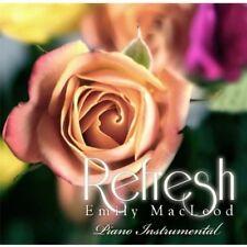 Emily Macleod - Refresh (Piano Instrumental) [New CD]