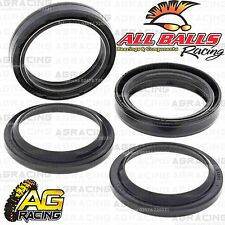 All Balls Fork Oil & Dust Seals Kit For Kawasaki KX 250 1982 82 Motocross Enduro
