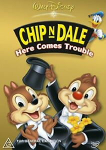 Chip-039-N-Dale-Here-Comes-Trouble-Vol-1-DVD-2005
