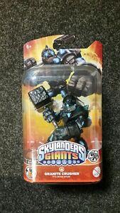 Skylanders-Giants-GRANITE-CRUSHER-LIMITATA-personaggio-IMBALLAGGIO-DIFETTO