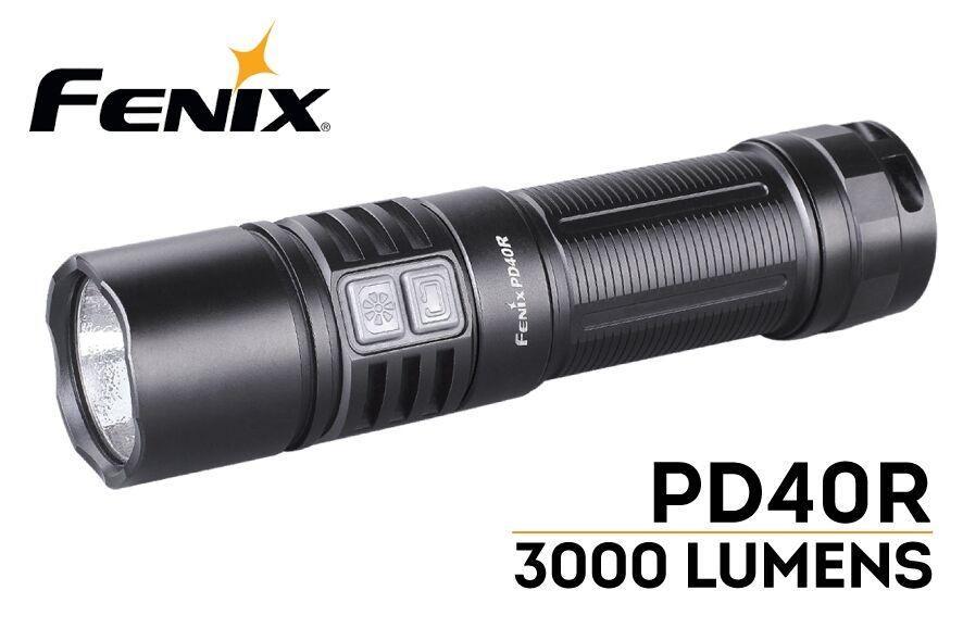 New Fenix PD40R Cree XHP 70 3000 Lumens USB charge  LED Flashlight ( NO battery )  cheap wholesale