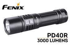 New Fenix PD40R Cree XHP 70 3000 Lumens USB charge LED Flashlight ( NO battery )