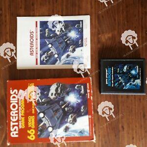 ASTEROIDS-Atari-2600-CIB-Complete-in-Box