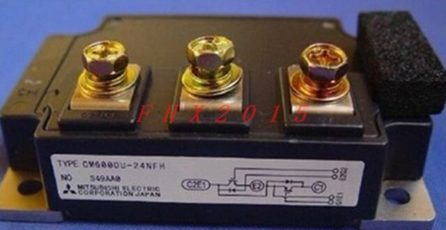1PCS NEW MITSUBISHI CM600DU-24NFH MODULE CM600DU24NFH