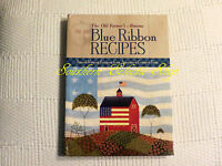 The Old Farmer's Almanac Blue Ribbon Recipe Cookbook From Fairs And Festivals
