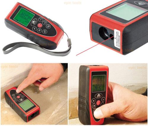Kapro Draper K4 70 M 230ft Laser Digital Distanzhalter Maßband//Pointer mm //