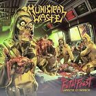 The  Fatal Feast: Waste in Space by Municipal Waste (CD, Apr-2012, Nuclear Blast)