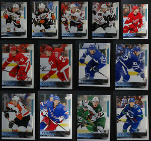2018-19-Upper-Deck-Series-1-W-Young-Guns-Hockey-Cards-Complete-Your-Set-Pick