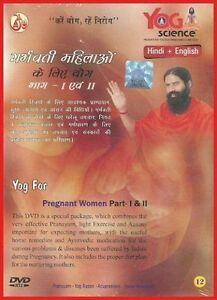 Details about Yoga for Pregnant Women DVD by Baba Ramdev