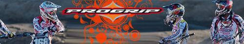 Progrip Extra Slim Triple Compound MX Grips Honda XR250 XR250R Motorbike 788FR