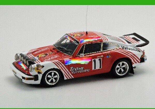 1 43  Porsche 911 SC GR.4 Team  Belga Haspengow 1979 Delbar-Lux  vendu monté  aucune hésitation! achetez maintenant!