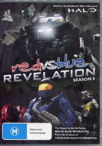 Red vs Blue Revelation Season 8 R4