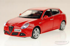 1:32 Alfa Romeo Giulietta Alloy Diecast Car Model Toy Sound&Light Red 2262