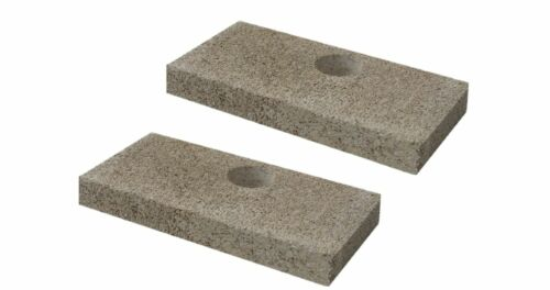 Quadra-Fire Bricks with Holes SRV436-0380 ACT Wood Stove