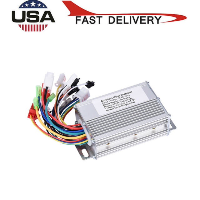 36V//48V  350W 1500W Electric Bicycle Scooter Brushless DC Motor Speed Controller