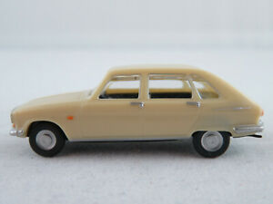 Herpa-Magic-renault-r16-1965-1970-en-marfil-1-87-h0-nuevo-sin-usar