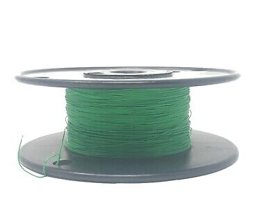 26 AWG Kynar Wire Wrap UL1422 Solid Wiremod type 100 foot spools RED NEW!