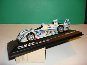 Voiture 3 Miniature38143 Audi 2005 Le Sur Détails N° R8 Mans tdrxhQCsB