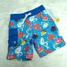 2aa64e9f76 item 5 New CAT & JACK Boys Swim Shorts Blue Trunks Swimwear Sweets UPF 50+  XS (4/5) -New CAT & JACK Boys Swim Shorts Blue Trunks Swimwear Sweets UPF 50+  XS ...