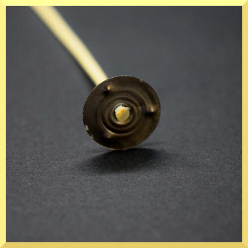 de Mechas de vela-Pre Encerado Sustainers-mezclado longitudes-Crema S8 Set 100 un