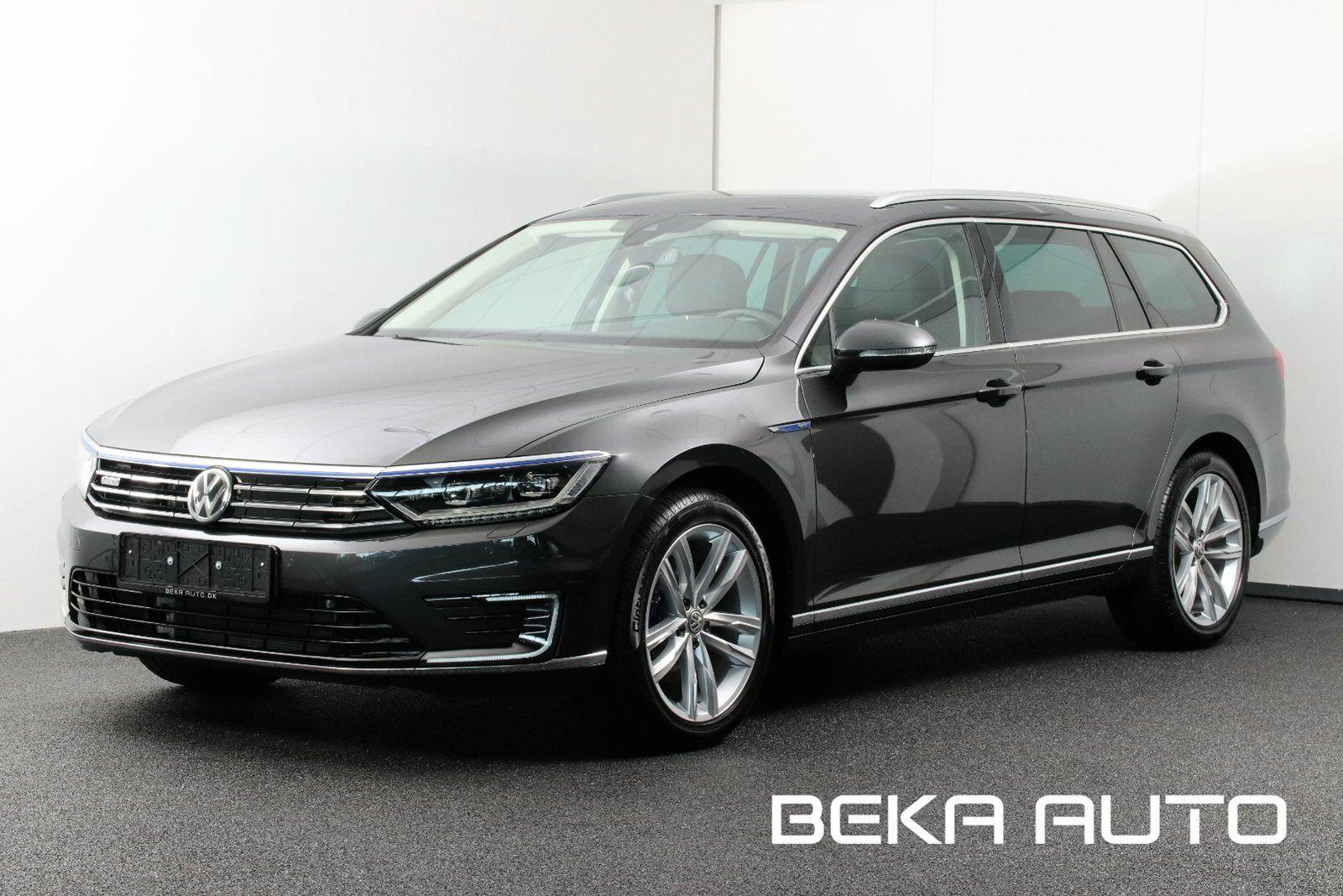 VW Passat 1,4 GTE Variant DSG 5d - 459.800 kr.
