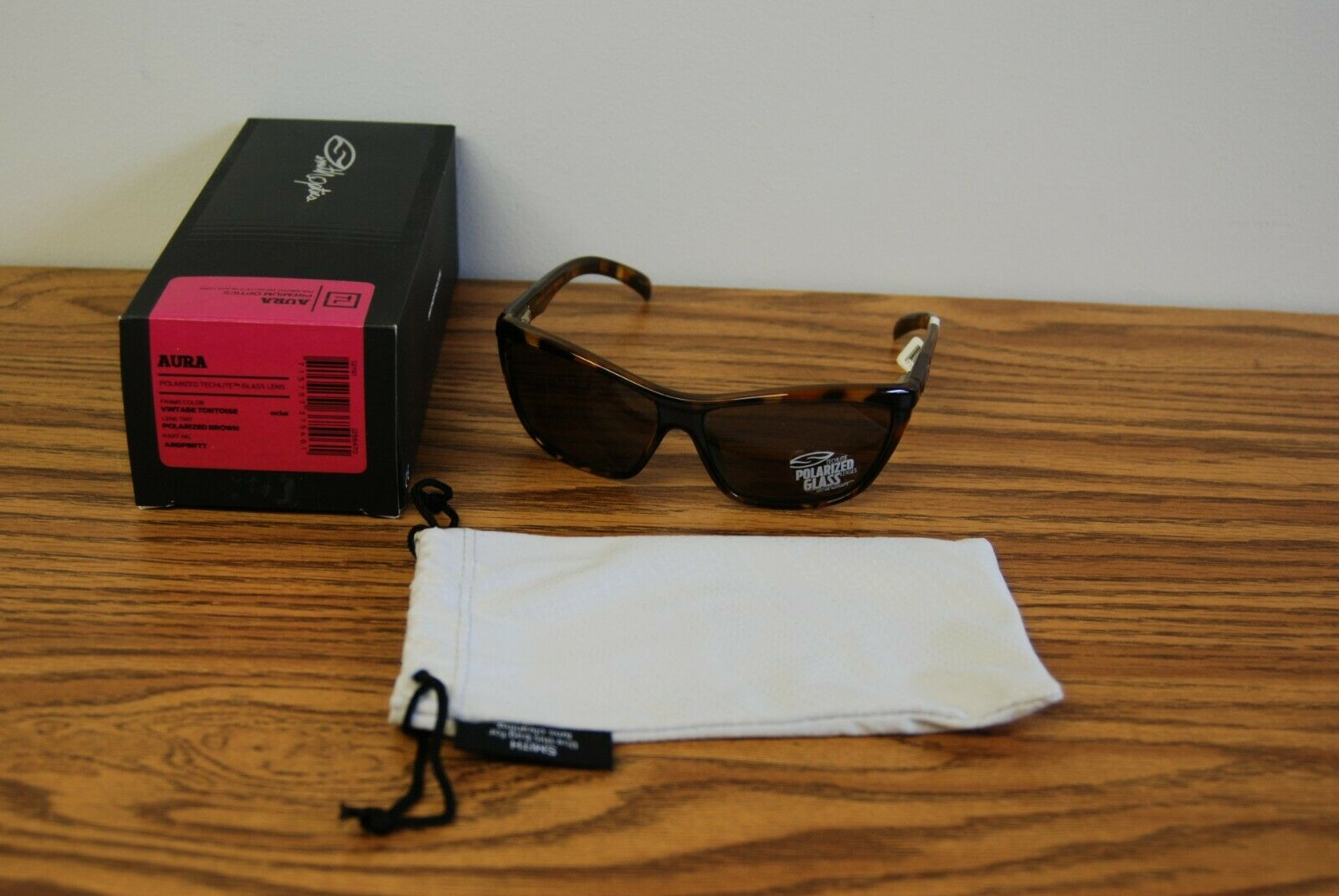 Smith Optics Aura Polarized Sunglasses, New  with Box  support wholesale retail