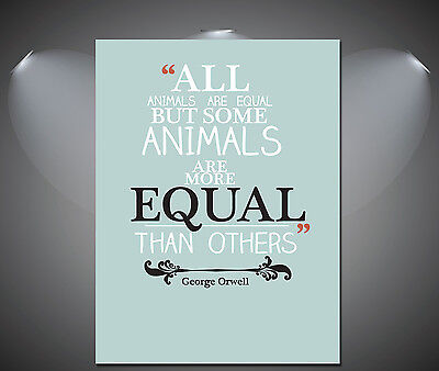 A1 A2 A4 sizes A3 Famous Quote Art Poster