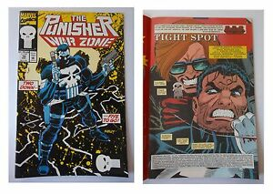 The-Punisher-War-Zone-10-Marvel-Comics-Dicembre-1992-Tight-spot