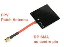 Aomway 5.8 FPV Patch Panel Directional Antenna RX Goggles RPSMA free post