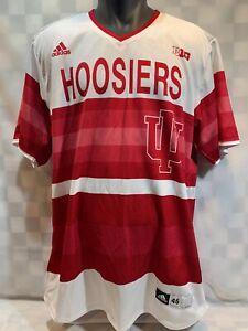 Indiana-HOOSIERS-32-Adidas-Jersey-Size-46