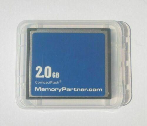 Fundas 50 X 2GB Compactflash Estándar Cf Tarjeta de Memoria Genérico Nuevo con